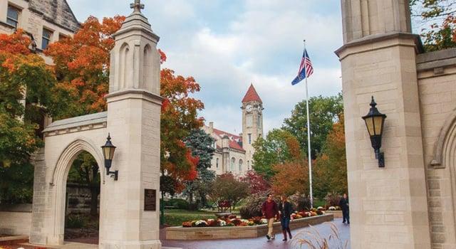 Indiana University CIP Bloomington