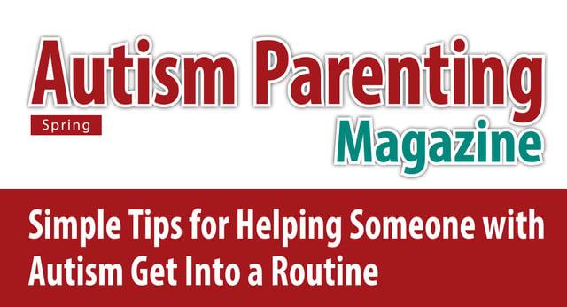 Autism Parenting Magazine - Header