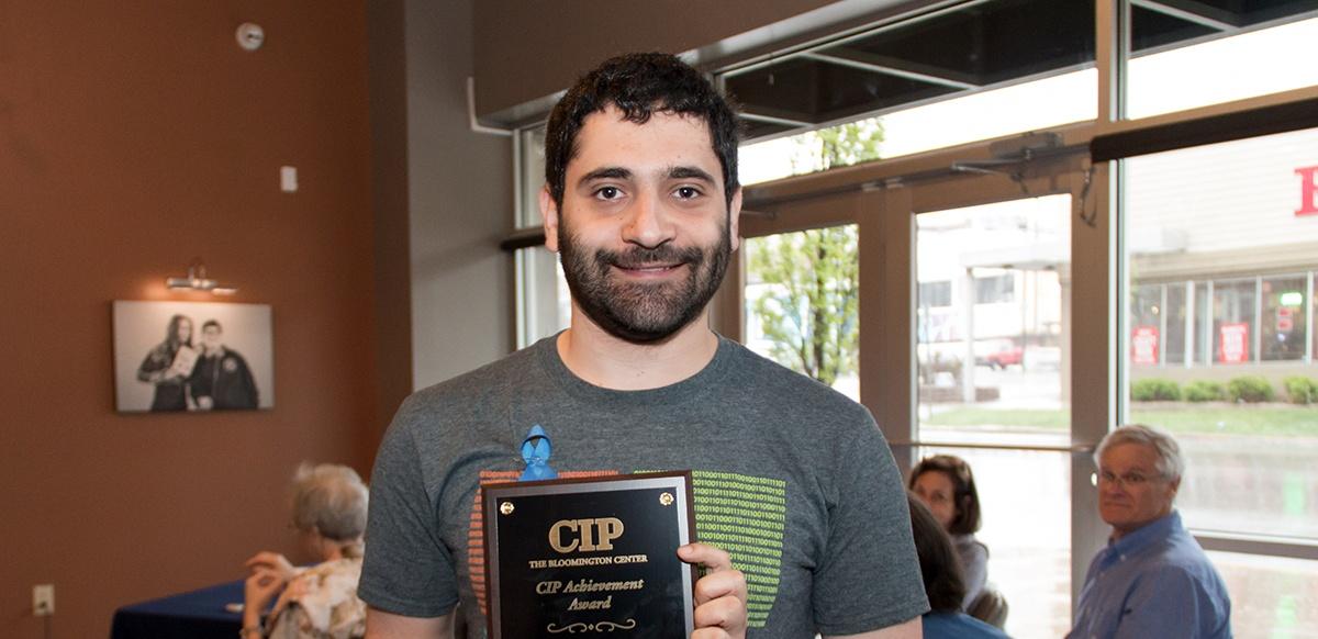 Daniel at CIP Bloomington