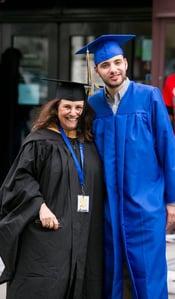 CIP supports Merritt graduate