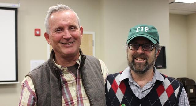 Michael McManmon with Stephen Shore