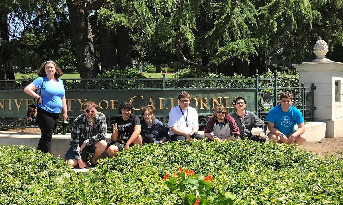 CIP Berkeley Students at University of California Berkeley