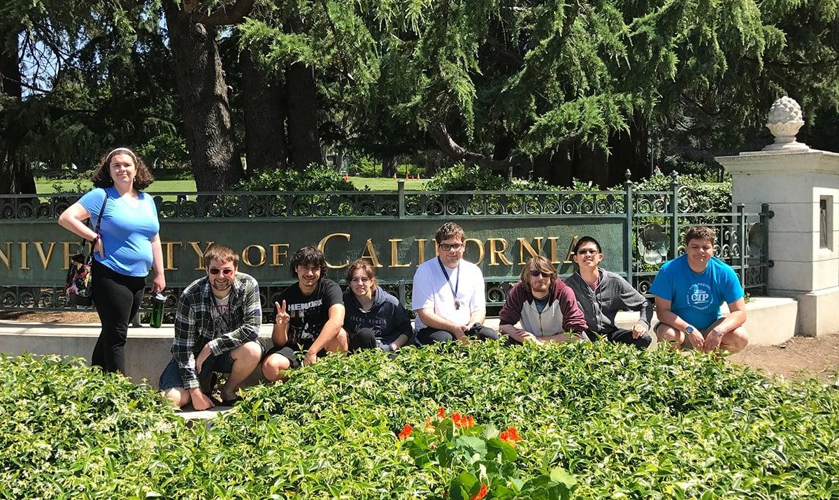 CIP Berkeley Students at University of California Berkeley