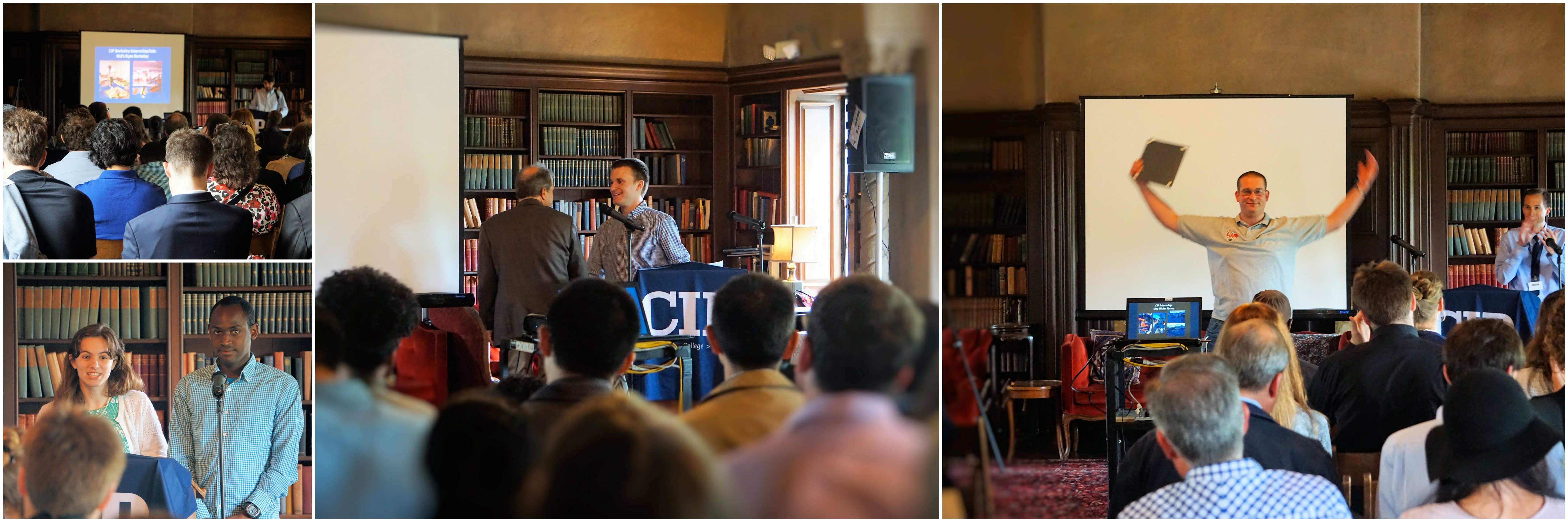 CIP Berkeley Convocation