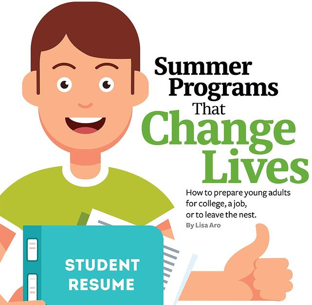 Summer Programs in ADDitude Mag